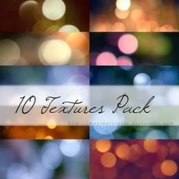 40套免费的迷人光斑素材下载