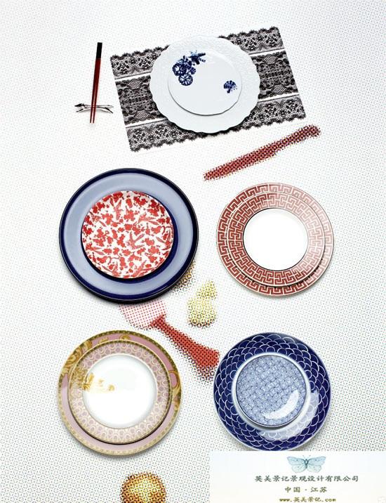 餐桌上的餐具