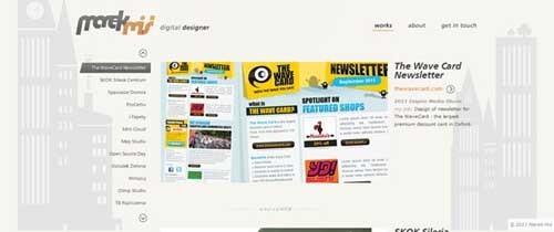 网站分享:个人作品集网站分享