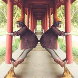 野原桃子 对称的快乐生活