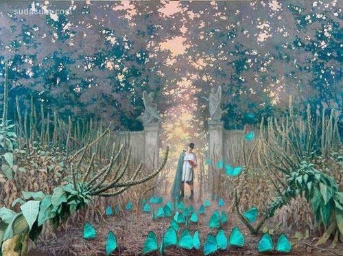 来自Joanna Sierko-Filipowska的魔法世界