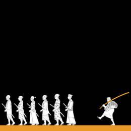 40个富于创造力重新设计的的经典电影海报欣赏