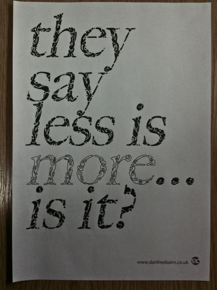 印刷品设计 灵感收集