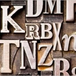 每个设计师都应该有的10个常用印刷字体
