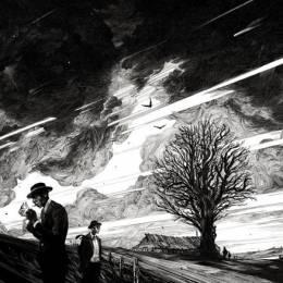 来自Nico Delort 的钢笔手绘作品