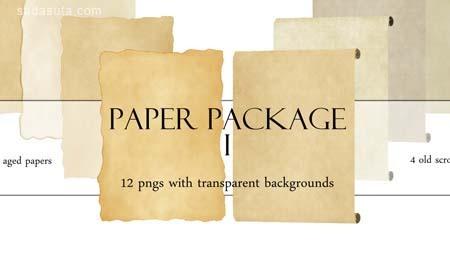 150+ 免费的纸张纹理下载