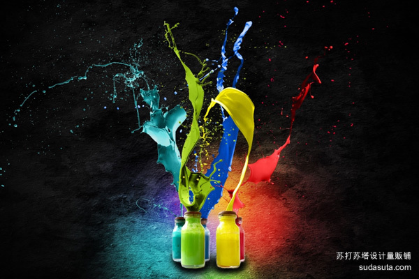 http://www.wallpaperfx.com/3d/abstract/colourful-bottles-abstract-wallpaper-1957.htm