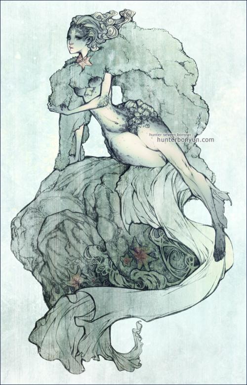 Stephan McGowan 插画作品欣赏