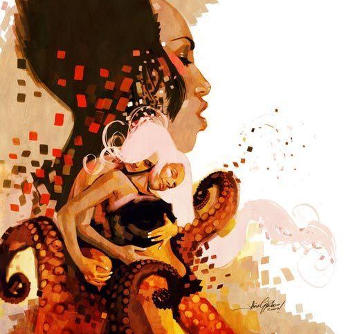 来自Javier Pacheco的美丽插画欣赏