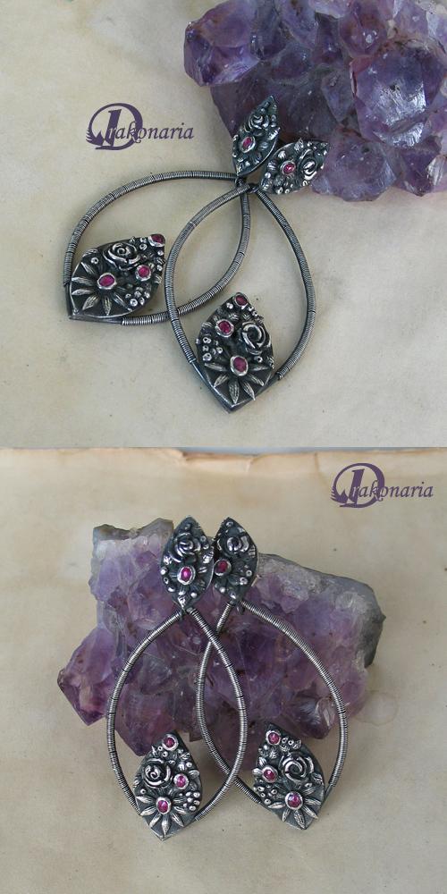 珠宝设计师Ann手工首饰设计欣赏