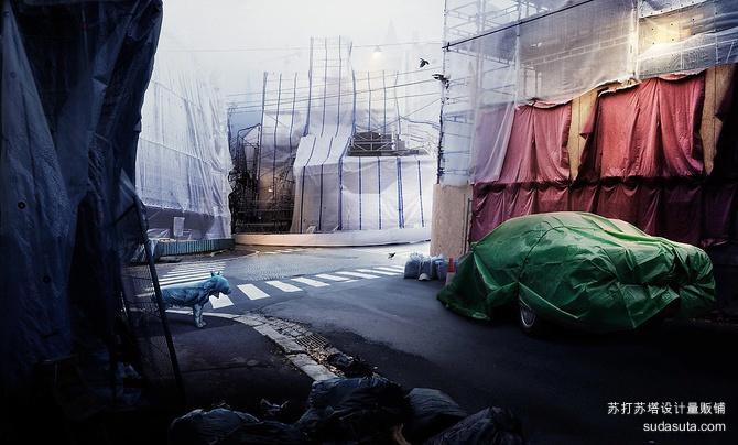 Fredrik Ödman 城市摄影