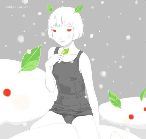 KMRimg 漫天白雪飞