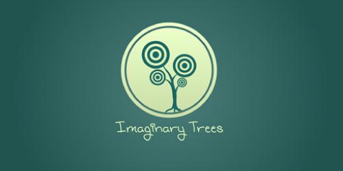 创意logo设计欣赏 大树高高