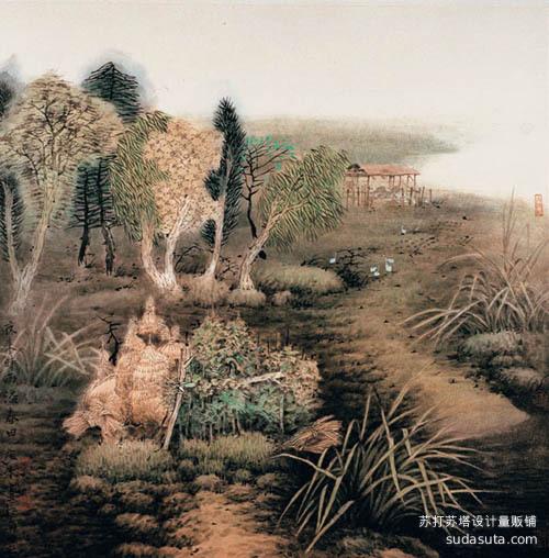 陈危冰 传统国画欣赏