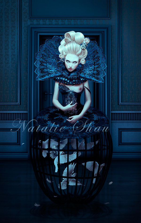 Natalie Shau 奢华艺术作品欣赏
