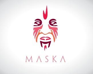 以人物头像和人脸为主题的logo设计