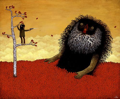 Andy Kehoe 黄昏怪物丛林