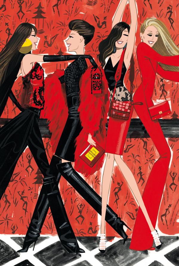 Jordi Labanda《My Bag Affair》