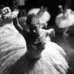 Maria Helena Buckley 安静的芭蕾曲