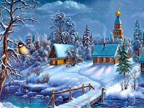 15个免费的圣诞节主题桌面壁纸