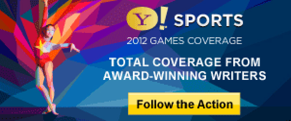 Yahoo! London 2012 Games coverage