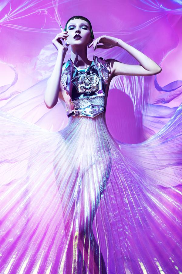Elizaveta Porodina 梦幻之紫色