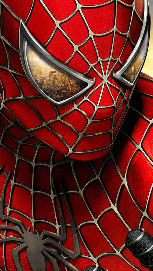 http://www.ilikewallpaper.net/iphone-5-wallpaper/Spider-Man-5/4868