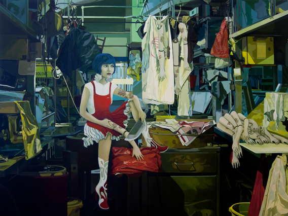 Jolene Lai 《寓言》