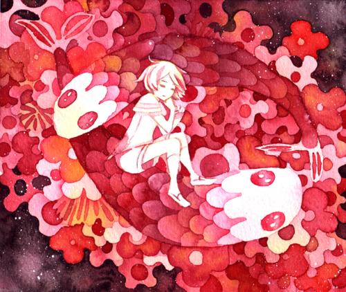 Cynthia水彩的童话