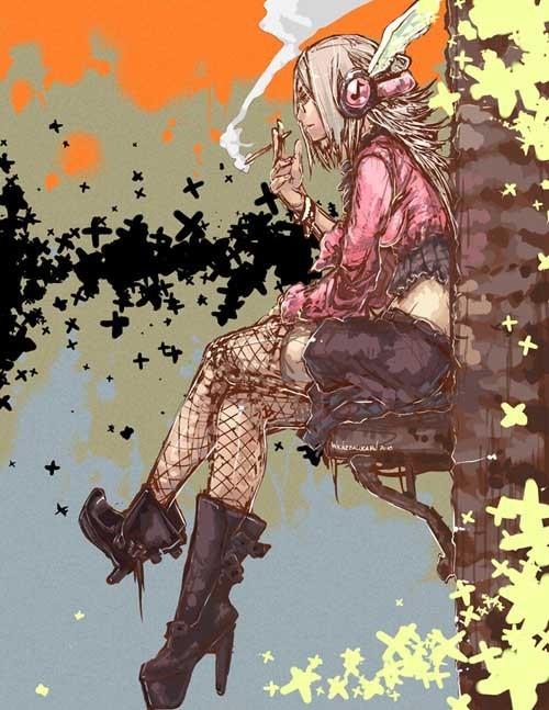 wickedAlucard 涂鸦作品欣赏