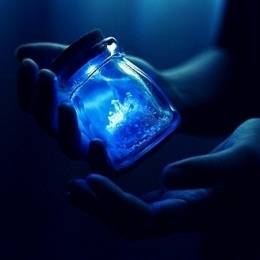 瓶子的梦想会发光