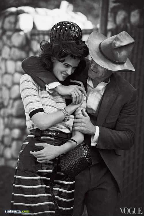 Peter Lindbergh 摄影作品欣赏