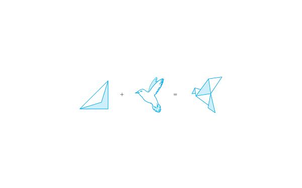 Origami 品牌设计欣赏