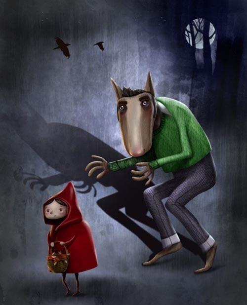 Kimberley A. Pope 儿童插画欣赏