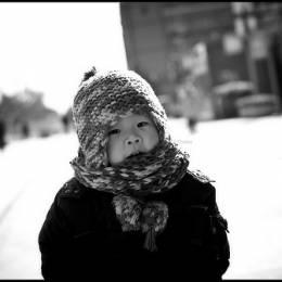 情绪的感染 小黑摄影作品