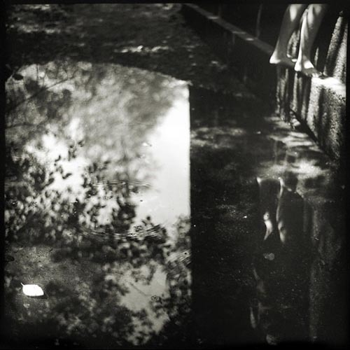水的光影印象