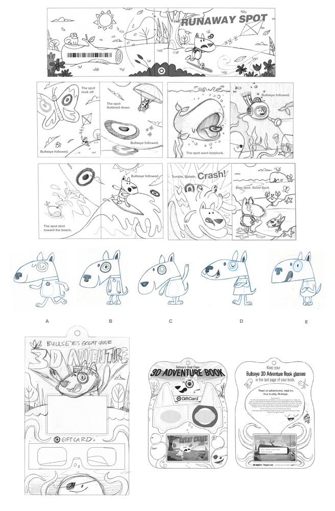 Christopher Lee 卡通造型设计