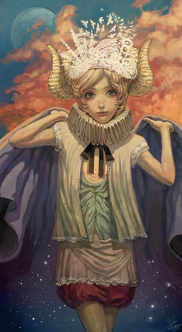 Yuko Rabbit 2009-2010 插画作品赏析