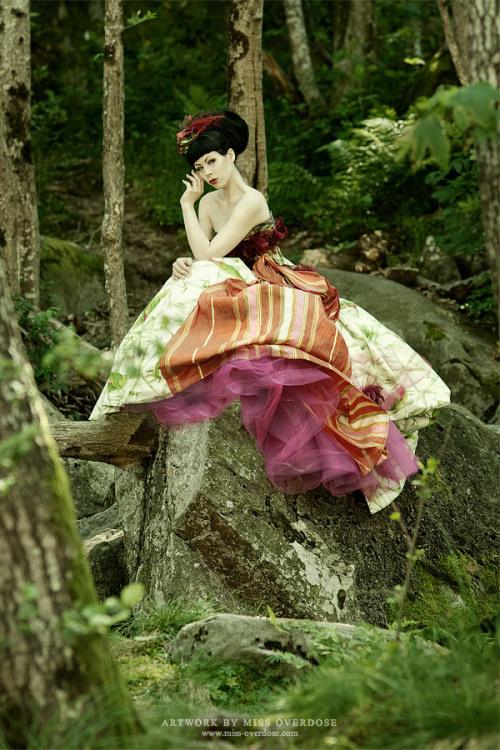 Ophelia 时尚摄影欣赏
