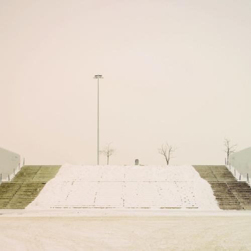 冬天的柏林