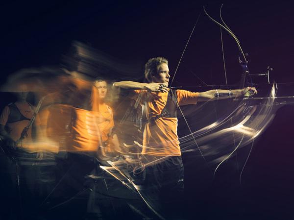 Tom Van Heel 奥林匹克精神