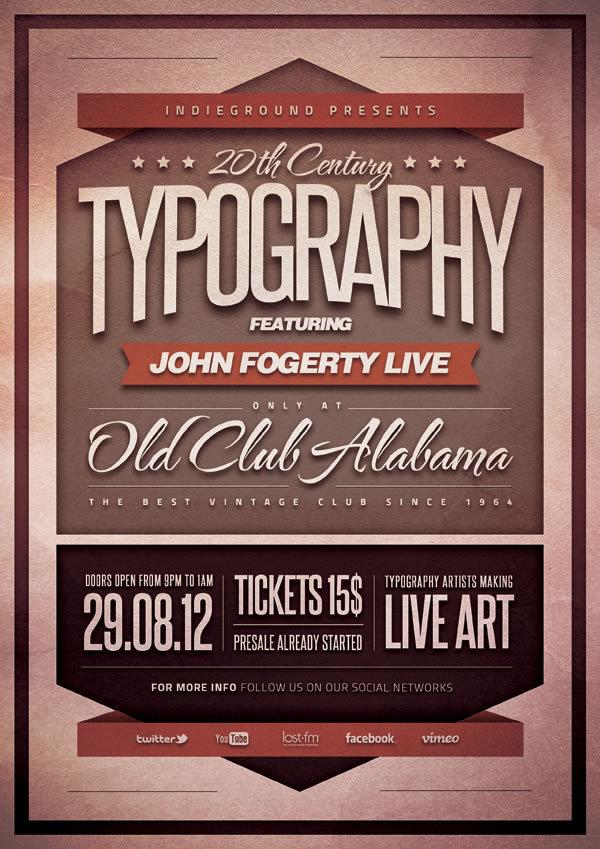 http://www.behance.net/gallery/Typography-Poster/5551607