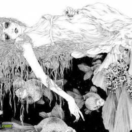 日本插画家麻子mako的插画作品欣赏