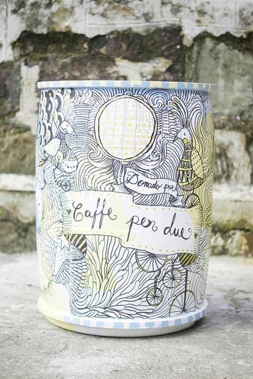 Camila Bernal 那些漂亮的白色罐子