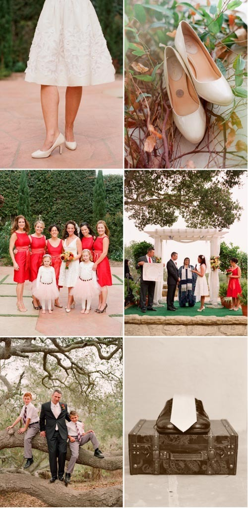 Santa Barbara的婚礼摄影