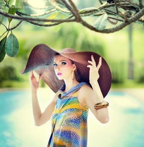 广告时尚摄影作品欣赏