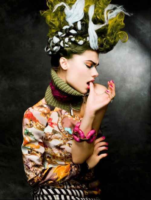 波希米亚狂想曲 时尚摄影欣赏