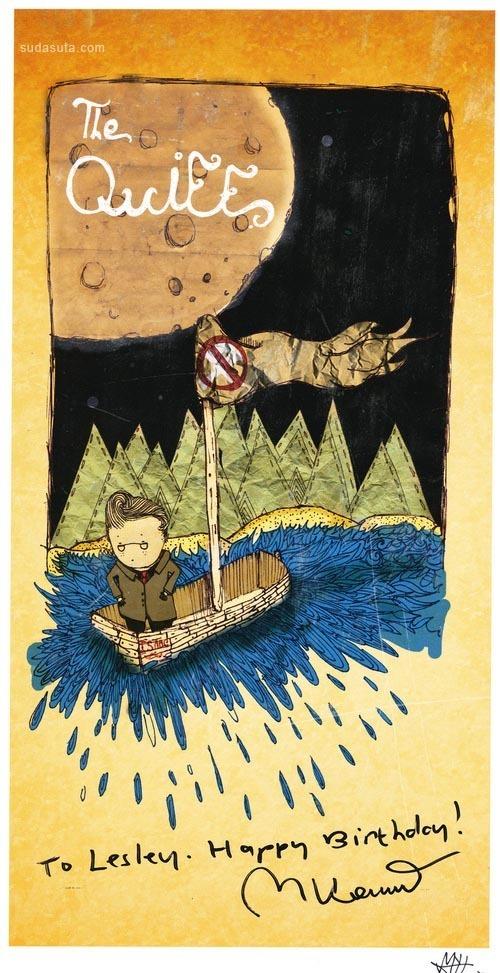 来自rabbit Portal的插画作品欣赏