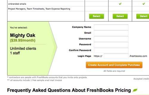 30个简单的网页表单设计截图