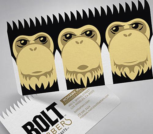 Bolt Barbers Design